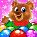 Bubble Friends Bubble Shooter Pop Mod Apk 1.4.6