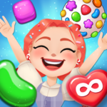 Candy Go Round – #1 Free Candy Puzzle Match 3 Game Mod Apk 1.6.0