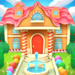 Candy Manor – Home Design Mod Apk 17.0