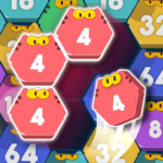 Cat Cell Connect – Merge Number Hexa Blocks Mod Apk 1.2.1