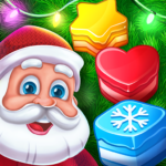 Christmas Cookie – Santa Claus's Match 3 Adventure Mod Apk 3.2.3