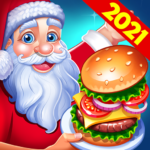 Christmas Fever : Cooking Games Madness Mod Apk 1.1.7