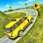 Crazy Taxi Jeep Drive: Jeep Driving Games 2020 Mod Apk 1.16