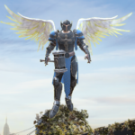 Crime Angel Superhero – Vegas Air Strike Mod Apk 1.1.1
