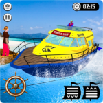 Cruise Captain: Water Boat Taxi Simulator Mod Apk 1.6