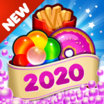 Fast Food 2020 New Match 3 Free Games Without Wifi Mod Apk 2.0.8