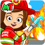 Fireman, Firefighter & Fire Station Game for KIDS Mod Apk 1.08
