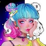 Flora Coloring: Color by Number Painting Game Mod Apk 1.0.16