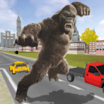 Gorilla Escape City Jail Survival Mod Apk 2.3