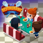 Idle Restaurant Tycoon – Build a cooking empire Mod Apk 1.2.0