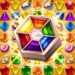 Jewels Fantasy : Quest Temple Match 3 Puzzle Mod Apk 1.8.5
