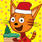 Kid-E-Cats: Cooking for Kids with Three Kittens! Mod Apk