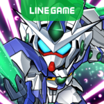 LINE: Gundam Wars! Newtype battle! All the MSes! Mod Apk 6.4.1