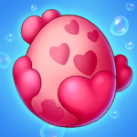 Merge Mermaids-design home&create magic fish life. Mod Apk 1.0.18
