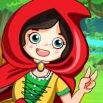 Mini Town: Red Riding Hood Fairy Tale Kids Games Mod Apk 2.3