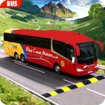 Modern Bus Drive :Hill Station Mod Apk 1.17