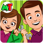My Town: Car Garage. Wash & Fix kids Car Game Free Mod Apk 1.09