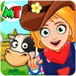 My Town : Farm Life Animals Game  for Kids Free Mod Apk 1.07