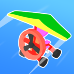 Road Glider – Incredible Flying Game Mod Apk 1.0.25