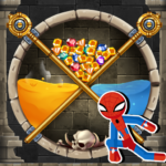 """Spider Hero – Resuce Game & Pin Pull "" Mod Apk 1.10.11"