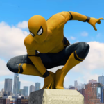 Spider Rope Hero – Gangster New York City Mod Apk 1.5.16