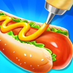 Street Food Stand Cooking Game for Girls Mod Apk 1.5