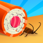 Sushi Roll 3D – Cooking ASMR Game Mod Apk 1.0.35