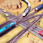 Train Driving Free  -Train Games Mod Apk 3.3
