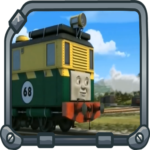 Train Thomas Traffic Race Mod Apk 1.0