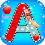 ABC Tracing Alphabets And Numbers Mod Apk 1.0.13