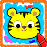 Animal Sounds for babies & Coloring book for kids Mod Apk 1.20