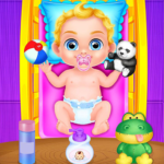 Babysitter Crazy Baby Daycare – Fun Games for Kids Mod Apk 1.0.8