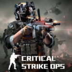Critical Strike Ops – FPS 3D shooting Game Mod Apk 2.0.9