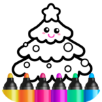 Drawing for Kids Learning Games for Toddlers age 3 Mod Apk
