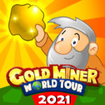 Gold Miner World Tour: Gold Rush Puzzle RPG Game Mod Apk 1.7.11