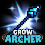 Grow ArcherMaster – Idle Action Rpg Mod Apk 1.3.7