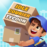Idle Courier Tycoon – 3D Business Manager Mod Apk 1.2.4