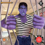 Incredible Monster: Superhero Prison Escape Games Mod Apk 2.4