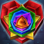 Jewel Mine Quest: Match-3 puzzle Mod Apk 1.1.7