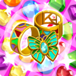 Jewel Witch – Best Funny Three Match Puzzle Game Mod Apk 1.8.2