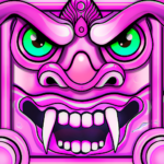 Scary Temple Final Run Lost Princess Running Game Mod Apk 4.2