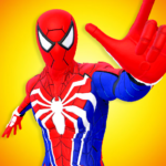 Spider Hero Fight Gangster Rope Battle Crime City Mod Apk 3.0