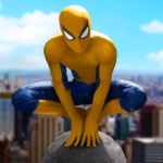 Spider Hero – Super Crime City Battle Mod Apk 1.0.8