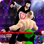 Tag Team Wrestling Games: Mega Cage Ring Fighting Mod Apk 7.4