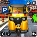 Tuk Tuk Auto Rickshaw Driver 2019:City Parking Mod Apk 1.5