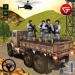 US Army Truck Driving 2018: Real Military Truck 3D Mod Apk 1.0.5