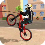 Wheelie Bike 3D – BMX stunts wheelie bike riding Mod Apk 4