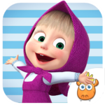 A Day with Masha and the Bear Mod Apk 20.4