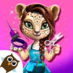 Amy's Animal Hair Salon – Cat Fashion & Hairstyles Mod Apk 4.0.50025