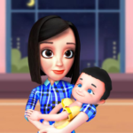 Busy Virtual Mother Simulator 2021 👩 Mod Apk 3.3